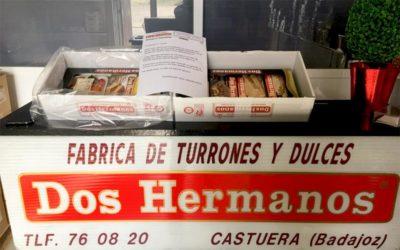 Primer cliente Online Turrones Dos Hermanos!!